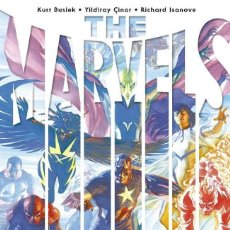 Cómics: THE MARVELS # 1 (PANINI,2021) - KURT BUSIEK - YILDIRAI CYNAR. Lote 283841708