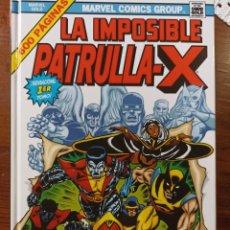 Cómics: LA IMPOSIBLE PATRULLA X. Lote 284063593