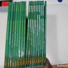 Cómics: LOS EXILIADOS (18 NÚMEROS DIFERENTES) W8789. Lote 284235218