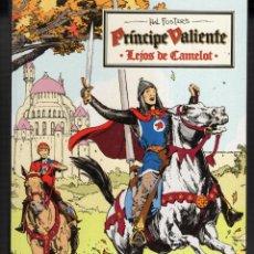 Cómics: PRINCIPE VALIENTE LEJOS DE CAMELOT - PANINI - CARTONE - IMPECABLE - OFI15J. Lote 285672748