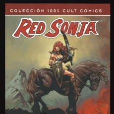 Fumetti: RED SONJA (100% CULT CÓMICS) - PANINI / NÚMERO 4 (VIAJES). Lote 286672273