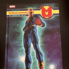 Comics: MIRACLEMAN. EL SUEÑO DE VOLAR.. Lote 286832853