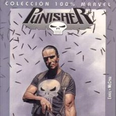 Comics: 100% MARVEL: PUNISHER - LA CONJURA DE LOS NECIOS - TOMO - PANINI. Lote 287071713