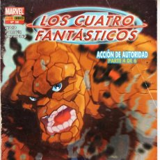Comics: LOS 4 FANTASTICOS VOL. 5 Nº 18 - PANINI - VER DESCRIPCION - SUB03Q. Lote 287229733
