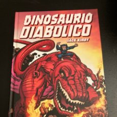 Comics: DINOSAURIO DIABOLICO. Lote 287355633