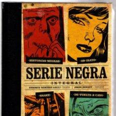 Cómics: SERIE NEGRA DE JORDI BERNET - PANINI / EVOLUTION / TAPA DURA. Lote 287546708