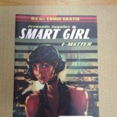 Cómics: SMART GIRL : I-MATTER (DIA DEL COMIC GRATIS ESPAÑOL) PANINI. Lote 287832073