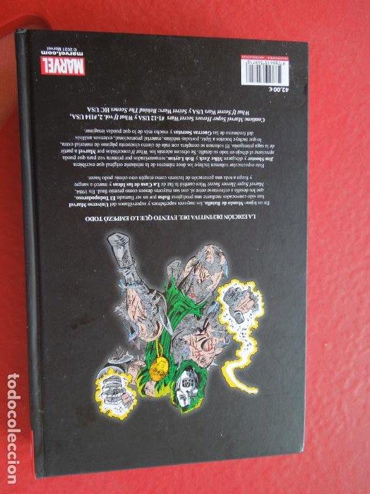 Cómics: SECRET WARS INTEGRAL MARVEL HEROES - PANINI - LA EDICION DEFINITIVA - TAPA DURA 550 PAG - Foto 2 - 287835608