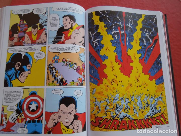 Cómics: SECRET WARS INTEGRAL MARVEL HEROES - PANINI - LA EDICION DEFINITIVA - TAPA DURA 550 PAG - Foto 3 - 287835608