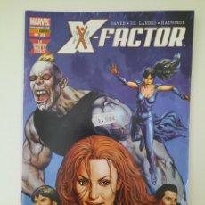 Cómics: X-FACTOR 28 - LA DIVISION HACE LA FUERZA - GRAPA MARVEL PANINI - VER FOTOS. Lote 287884608