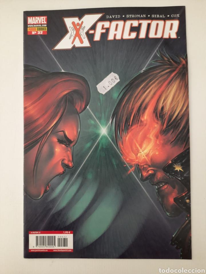X-FACTOR 32 - PETER DAVID - GRAPA MARVEL PANINI - VER FOTOS (Tebeos y Comics - Panini - Marvel Comic)