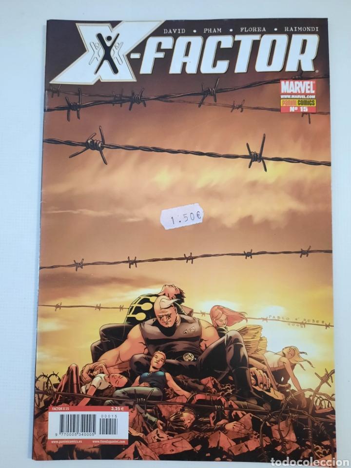 X-FACTOR 15 - PETER DAVID - GRAPA MARVEL PANINI - VER FOTOS (Tebeos y Comics - Panini - Marvel Comic)