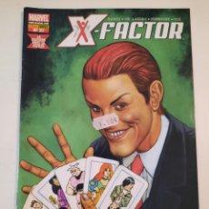 Cómics: X-FACTOR 27 - LA DIVISION HACE LA FUERZA - GRAPA MARVEL PANINI - VER FOTOS. Lote 287893148