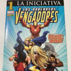 Cómics: LOS PODEROSOS VENGADORES PANINI (COMPLETA) 36 NÚMEROS. Lote 287915863