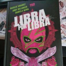 Cómics: LIBRA POR LIBRA (TKO) REVOLUTION COMICS. Lote 287919553