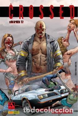 CROSSED NÚM. 17 (ULTIMO PUBLICADO) (Tebeos y Comics - Panini - Otros)