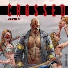Cómics: CROSSED NÚM. 17 (ULTIMO PUBLICADO). Lote 287945828