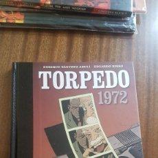 Cómics: TORPEDO 1972. Lote 287957438