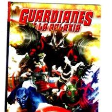 Cómics: ANIQUILACIÓN 13 : GUARDIANES DE LA GALAXIA : CAMINO A GUERRA DE REYES - PANINI / MARVEL / TAPA DURA. Lote 287995793