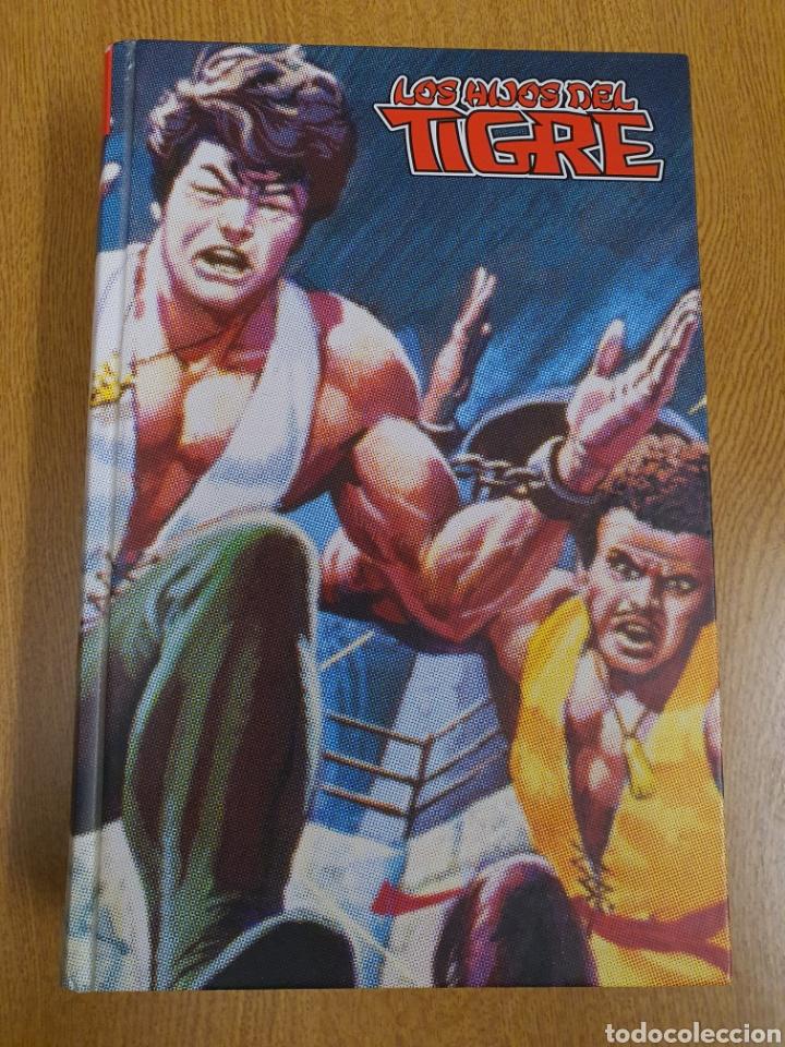 MARVEL LIMITED EDITION, LOS HIJOS DEL TIGRE (Tebeos y Comics - Panini - Marvel Comic)