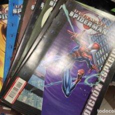 Cómics: ULTIMATE SPIDERMAN VOL 2 EDICIONES ESPECIALES NÚMEROS 1 AL 8 PANINI. Lote 288069338
