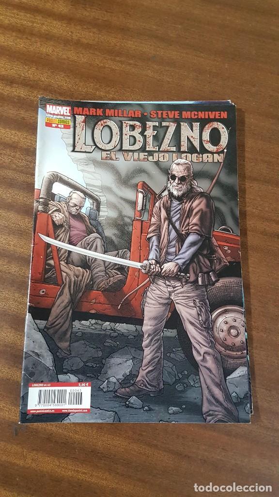 LOBEZNO VOLUMEN 3 NUM. 43 (Tebeos y Comics - Panini - Marvel Comic)