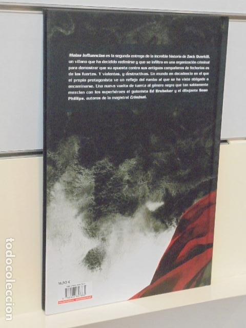 Cómics: INCOGNITO Nº 2 MALAS INFLUENCIAS ED BRUBAKER TOMO CARTONÉ - PANINI OFERTA - Foto 2 - 288091143