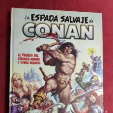 Cómics: BIBLIOTECA CONAN. LA ESPADA SALVAJE DE CONAN. VOLUMEN 6. ROY THOMAS. JOHN BUSCEMA. PANINI. Lote 288093143