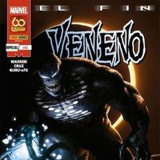 Cómics: VENENO VOL.2 # 42 (PANINI,2021) - ESPECIAL - EL FIN - VENOM. Lote 288137613
