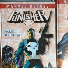 Cómics: PUNISHER TOMO DIARIO DE GUERRA (MARVEL HEROES) DE KIOSKO. Lote 288142768