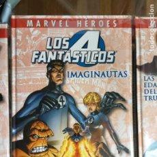 Cómics: LOS 4 FANTÁSTICOS TOMO IMAGINAUTAS (MARVEL HEROES) DE KIOSKO. Lote 288142958