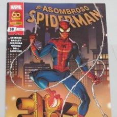 Cómics: EL ASOMBROSO SPIDERMAN Nº 187 / 38 : LA COMPLICADA TELARAÑA - MARVEL - PANINI. Lote 288163488
