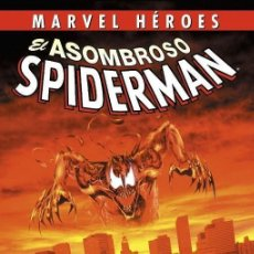 Cómics: EL ASOMBROSO SPIDERMAN 8 : MATANZA MÁXIMA - PANINI / MARVEL HEROES 105 / TAPA DURA. Lote 288315518