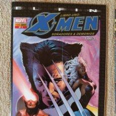 Cómics: X-MEN: EL FIN. LIBRO UNO. SOÑADORES Y DEMONIOS. PANINI. MINISERIE COMPLETA. NÚMEROS 1 AL 3. Lote 288412668