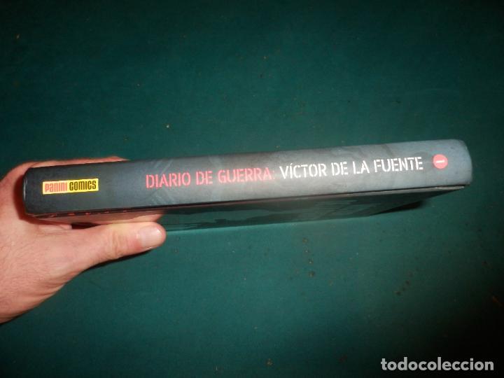 Cómics: DIARIO DE GUERRA 1 - CÓMIC DE VÍCTOR DE LA FUENTE - PANINI 2009 - Foto 7 - 288446658