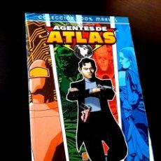 Cómics: EXCELENTE ESTADO AGENTES DE ATLAS EL GRAN PLAN COLECCION 100 % COMICS MARVEL PANINI. Lote 288474493