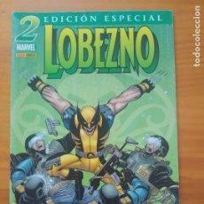 Fumetti: LOBEZNO Nº 2 VOL. 4 - EDICION ESPECIAL - MARVEL - PANINI (HG). Lote 288481928