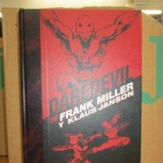 Cómics: DAREDEVIL INTEGRAL - FRANK MILLER / KLAUS JANSON - LOMO SIMIL PIEL. Lote 288529368