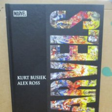 Cómics: MARVELS - ALEX ROSS - KURT BUSIEK - TOMO INTEGRAL -MARVEL / PANINI. Lote 288532533