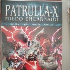 Cómics: PATRULLA X 75 VOL. 3. MIEDO ENCARNADO. Lote 288927468