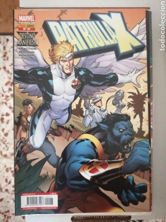 PATRULLA X 47 VOL. 3 DESTINO MANIFESTO (Tebeos y Comics - Panini - Marvel Comic)