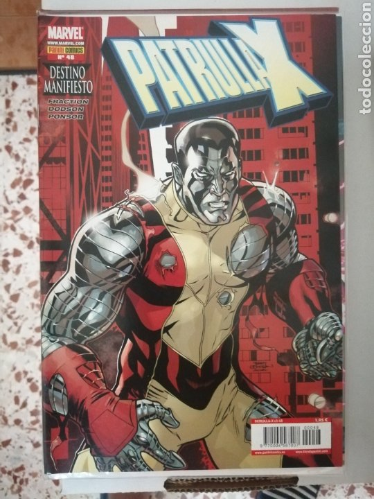 PATRULLA X 48 VOL. 3 DESTINO MANIFESTO (Tebeos y Comics - Panini - Marvel Comic)