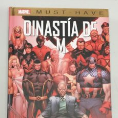 Cómics: DINASTIA DE M / MUST HAVE - BRIAN MICHAEL BENDIS / MARVEL - PANINI. Lote 288975328