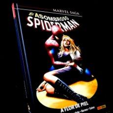 Cómics: CASI EXCELENTE ESTADO MARVEL SAGA EL ASOMBROSO SPIDERMAN 7 A FLOR DE PIEL COMICS PANINI. Lote 289214568