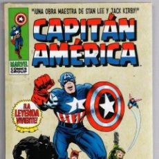 Cómics: CAPITAN AMERICA. STAN LEE. MARVEL GOLD. PANINI, 2016. Lote 289270518
