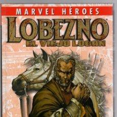 Cómics: LOBEZNO EL VIEJO LOGAN. MARVEL HEROES. PANINI, 2010. Lote 289295973