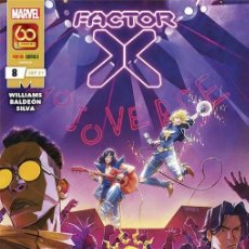 Comics: FACTOR-X 8. Lote 289345723