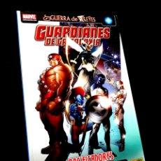 Cómics: CASI EXCELENTE ESTADO GUARDIANES DE LA GALAXIA PACIFICADORES COMICS PANINI. Lote 289428538