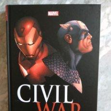 Cómics: CIVIL WAR (INTEGRAL). Lote 289765523
