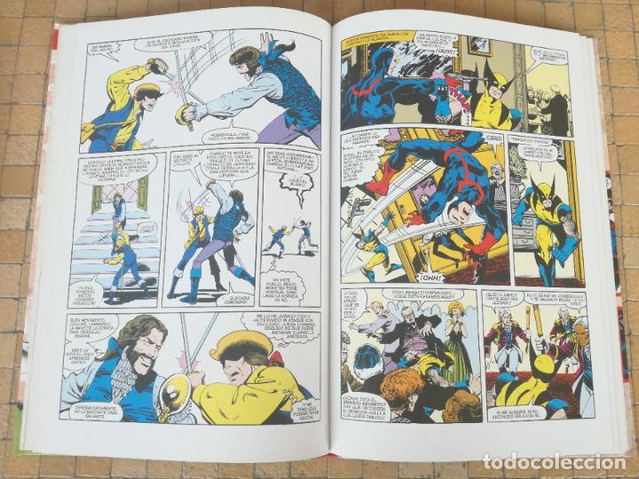 Cómics: MARVEL HEROES. Nº 4. LA PATRULLA-X. LA SAGA DE FÉNIX OSCURA. PANINI 1980 - Foto 6 - 289769573
